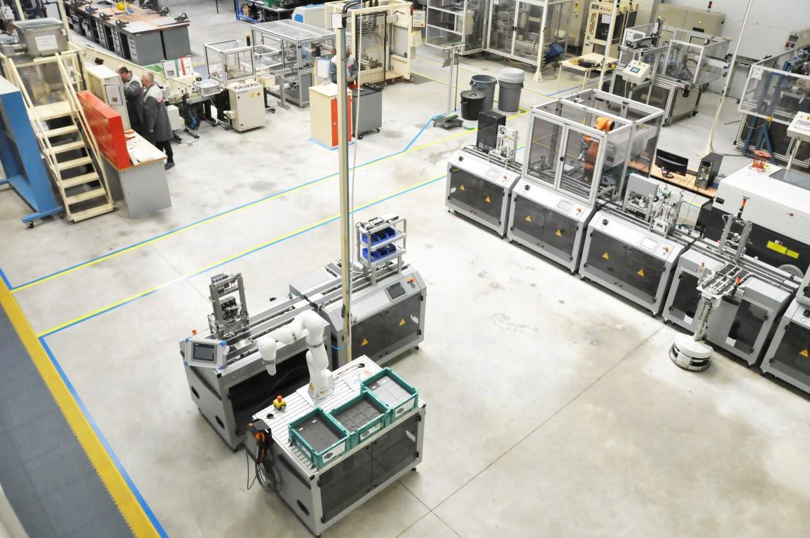 Ligne production Beauvais
