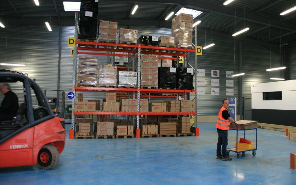 Logistique Amiens